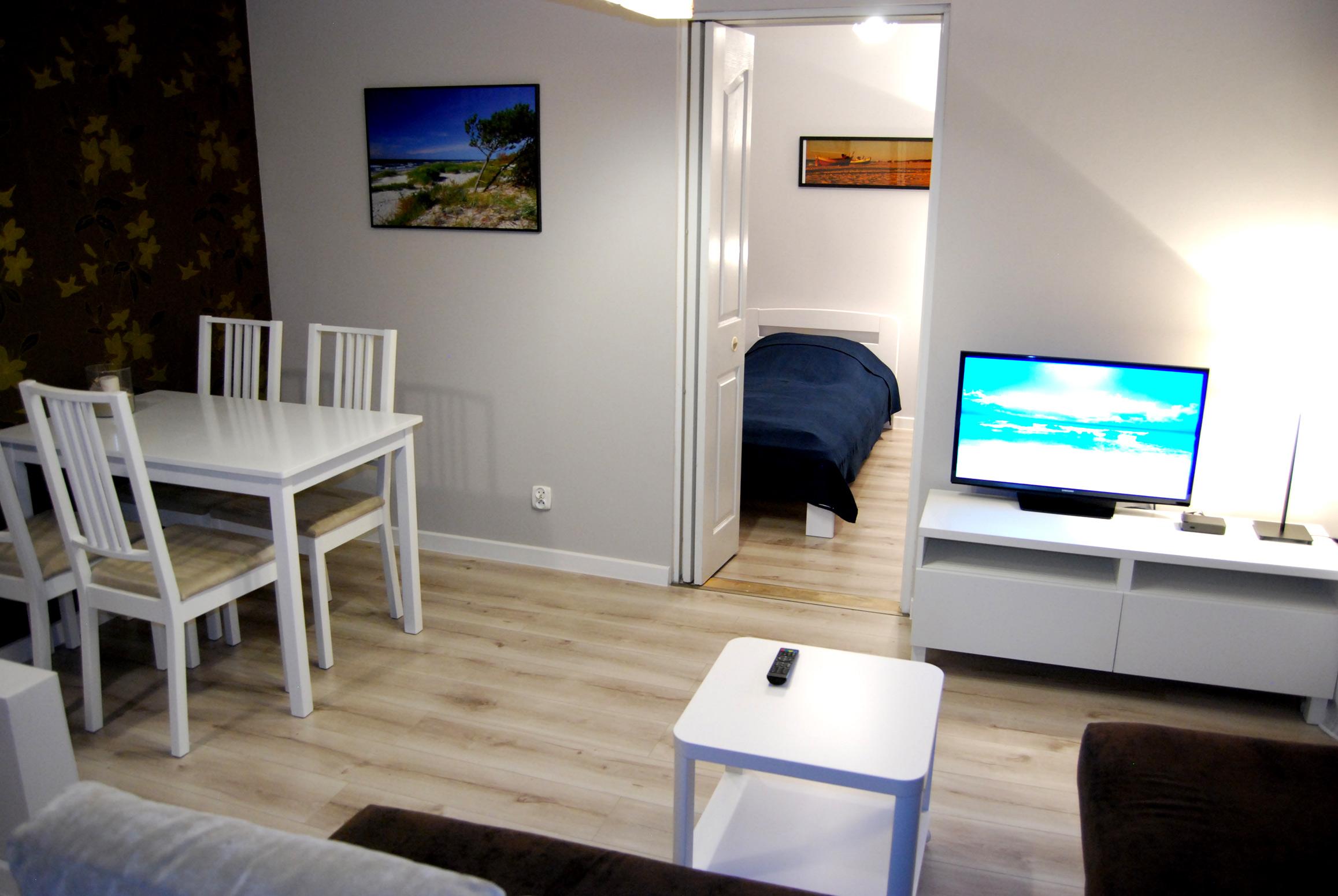 Apartament Leśna 6