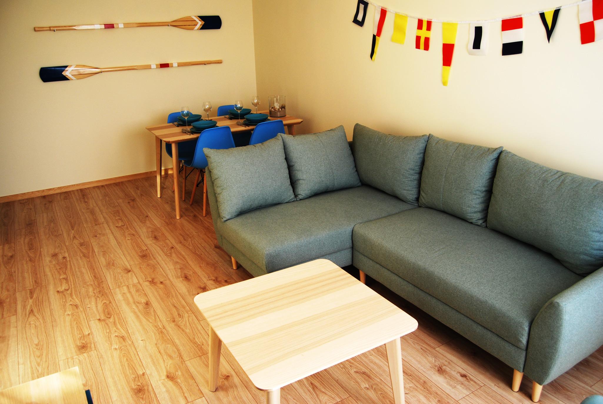 Apartament Zatoka