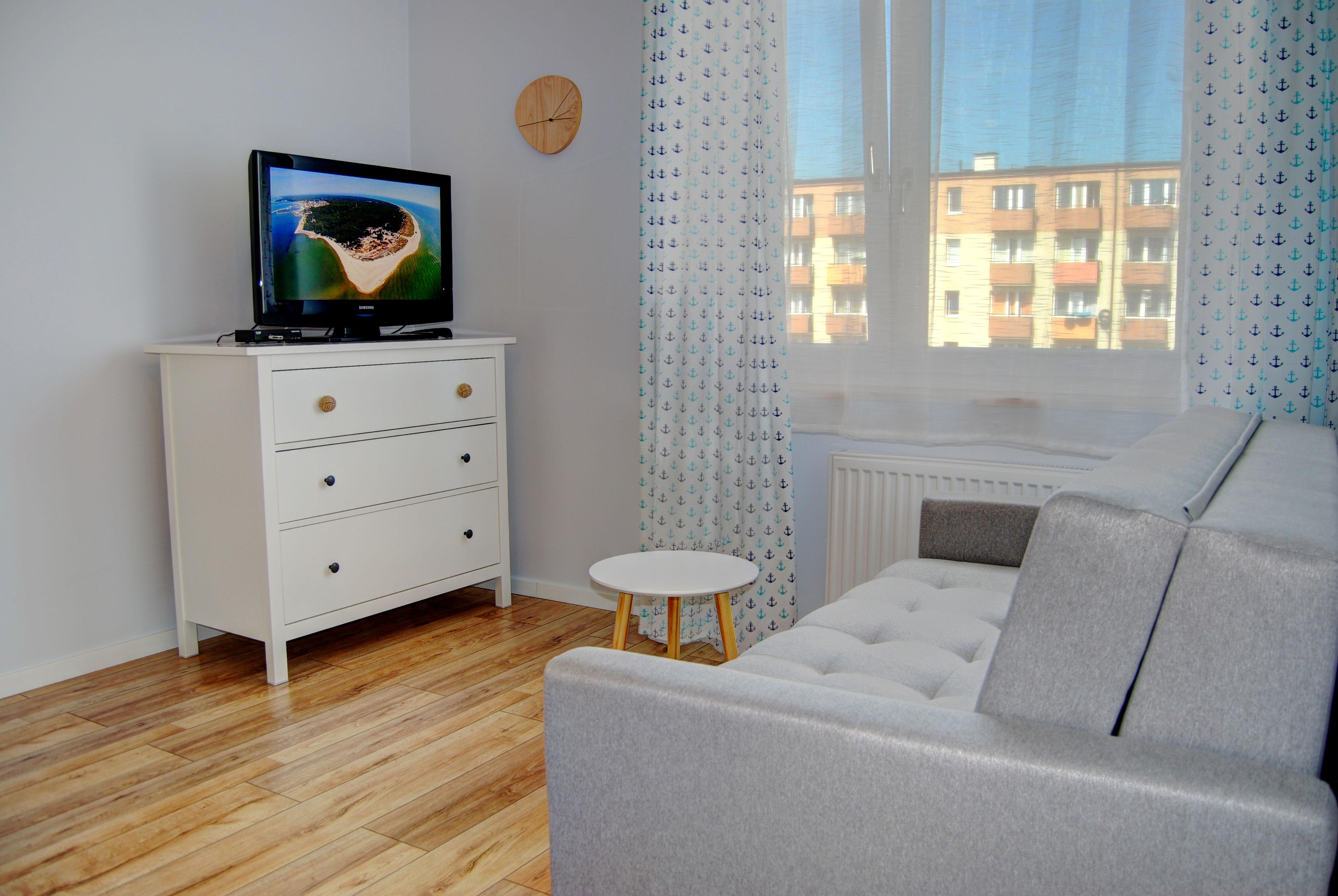 Apartament Bałtyk III