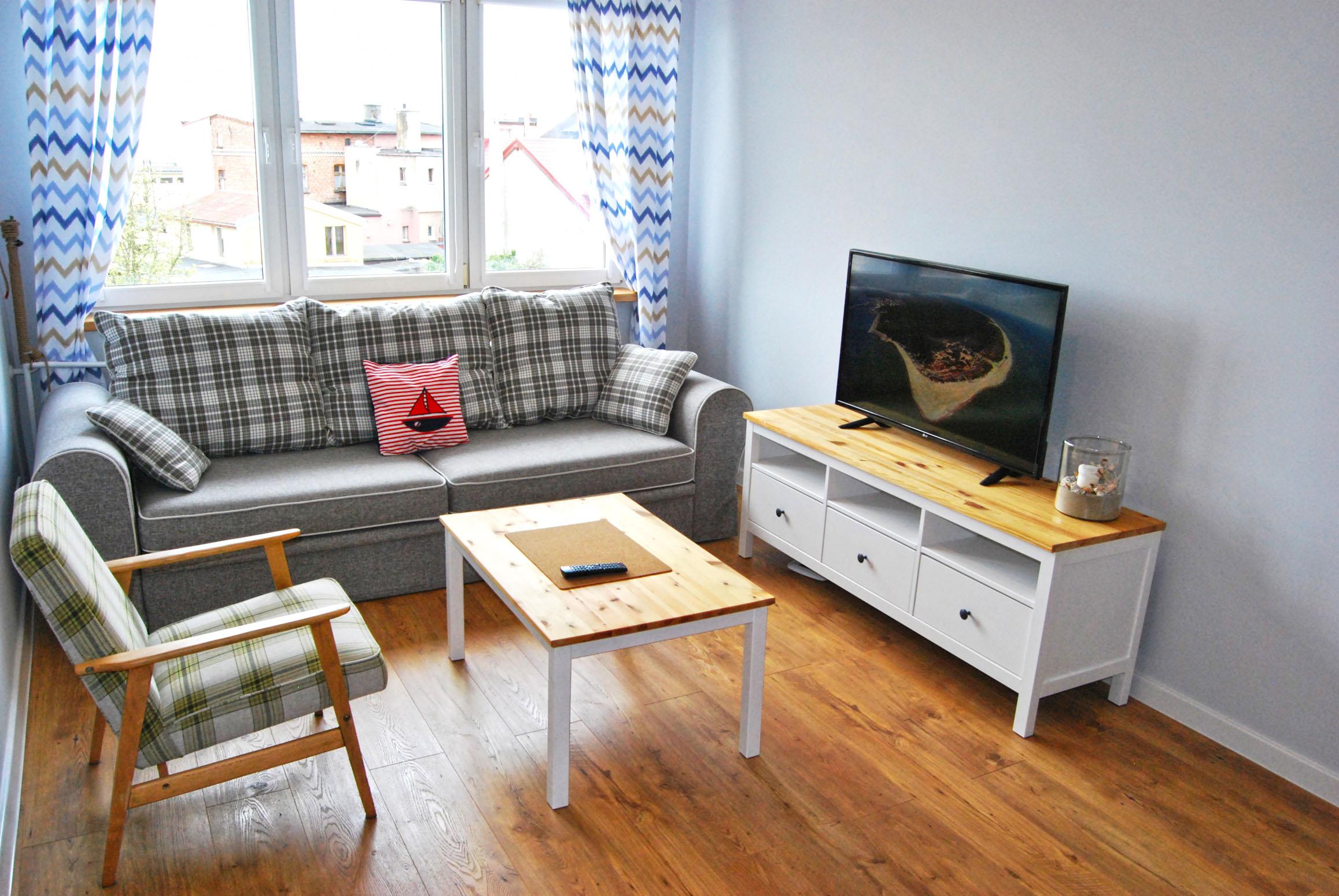 Apartament Bałtyk